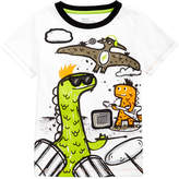 Epic Threads Dino Music T-Shirt, Little Boys, Created for Macy's