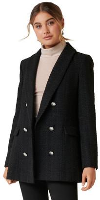 Forever New Lindsay Boucle Jacket
