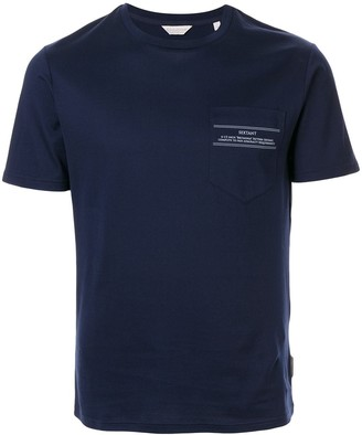 Gieves & Hawkes short sleeved cotton T-shirt