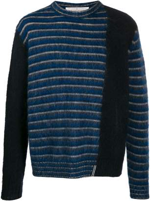 Golden Goose striped knit sweater