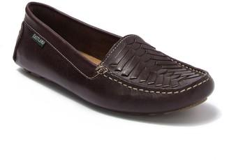 Eastland Debora Woven Leather Loafer