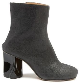 Maison Margiela Sequin ankle boots