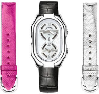Philip Stein Teslar Unisex Prestige Diamond Watch