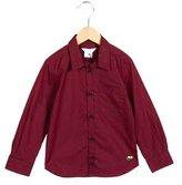 Little Marc Jacobs Boys' Lion Print Button-Up Shirt w/ Tags