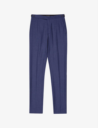 Reiss Christopher slim-fit wool trousers