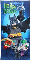 Lego Batman Batitude Beach Towel
