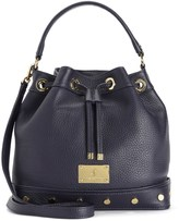 Juicy Couture Silverlake Leather Bucket Bag