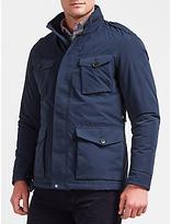 Gant Field Tech Waterproof Jacket, Navy
