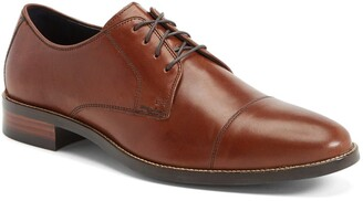 Cole Haan Lenox Hill Cap Toe Derby - Wide Width Available