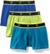 Old Navy Go-Dry Boxer-Brief 3-Pack for Boys