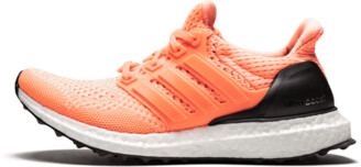 adidas Womens 'Flash Orange' Shoes - Size 5W