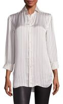 Polo Ralph Lauren Silk Striped Shirt