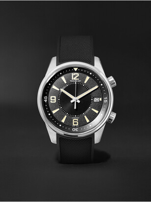 Jaeger-LeCoultre Polaris Date 42mm Stainless Steel And Rubber Watch, Ref. No. Q9068670