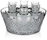 Waterford House of Crystal Alana 60th Anniversary Vodka Chiller Set