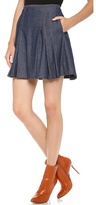 Timo Weiland Taryn Pleated Skirt
