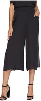 Heather Cynthia Silk Culotte Women's Clothing