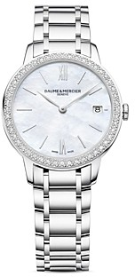 Baume & Mercier Classima Watch, 31mm