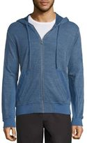 Splendid Mills Zip Up Cotton Hoodie
