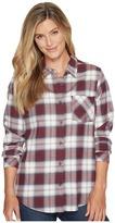 Pendleton Boyfriend Flannel Shirt Women's Clothing