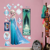 Fathead RealBig Disney Frozen Snow Queen Elsa Wall Decal