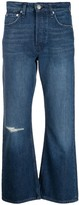 Thumbnail for your product : Rag & Bone Maya high-rise jeans