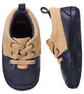 Gymboree Duck Crib Shoes