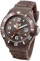 Ice Watch Ice-Watch Men's SILI SI.IR.B.S.09 Silicone Quartz Watch with Dial