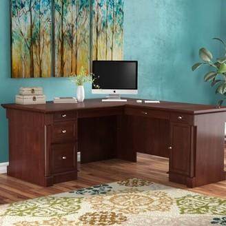Three Posts Walworth L-Shape Desk