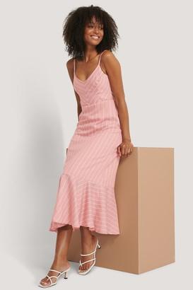 Trendyol Striped Long Dress
