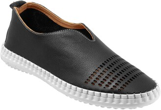 Bueno Dubai Perforated Loafer