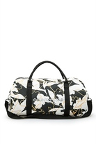 Country Road Floral Print Logo Tote