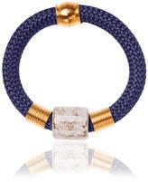 Iris Statement Ceramic Bangle Bracelet