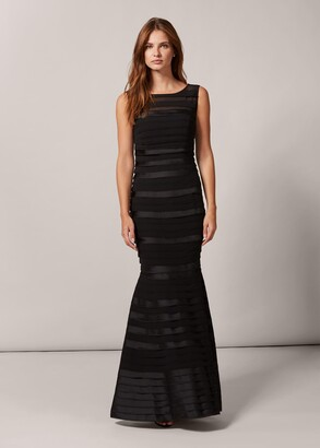 Phase Eight Shannon Layered Maxi Dress