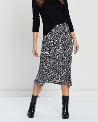 Atmos & Here Jessie Midi Skirt