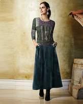 Together Velour Skirt