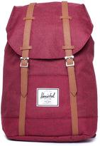 Herschel Retreat Wine X Backpack