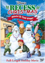 Disney Recess Christmas: Miracle on Third Street DVD