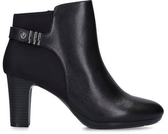 Anne Klein Sully Ankle Boots