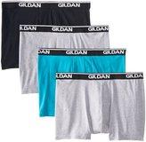 Gildan Platinum Men's 4-Pack Big Size Trunk