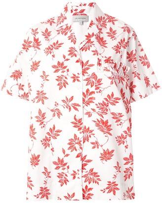 Lulu Lee Mathews short sleeved shirt