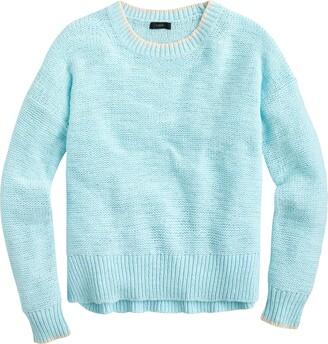 J.Crew Tipped Beach Sweater