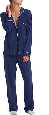 Papinelle Piping Trim Pajamas Set