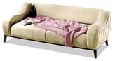 BEIGE Danos Sleeper Sofa Brayden Studio Upholstery