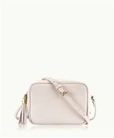GiGi New York Madison Crossbody Pebble Grain