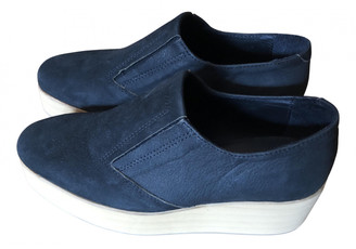 Surface to Air Black Leather Mules & Clogs