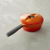 Le Creuset Raymond Loewy Cast-Iron Saucepan