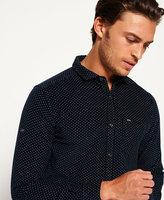Superdry Premium Cut Away Cord Shirt