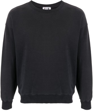 Issey Miyake Pre-Owned 1980's Sports Line logo sweatshirt