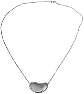 Tiffany & Co. Elsa Peretti Silver Silver Necklaces