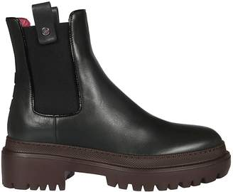 Alberto Gozzi 181 Elasticated Side Ankle Boots